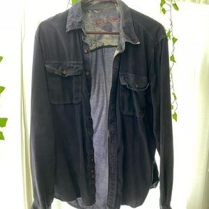 Men's Robert graham jeans button down